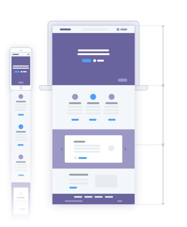 Создание Бизнес сайта в 5tudio - business site